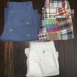 Bundle of 3 Boys Dress Shorts